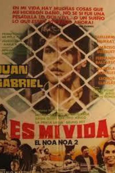 Caratula, cartel, poster o portada de Es mi vida
