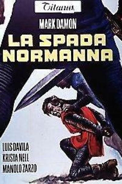 Caratula, cartel, poster o portada de La espada normanda