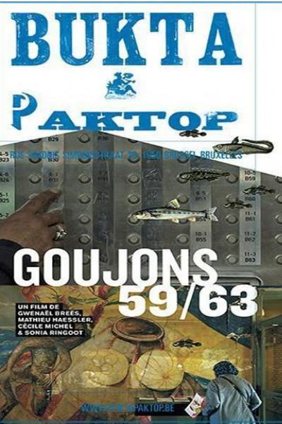 Caratula, cartel, poster o portada de Goujons 59/63