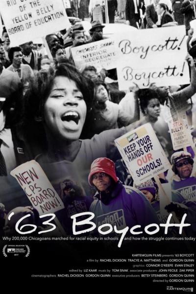 Caratula, cartel, poster o portada de 63 Boycott