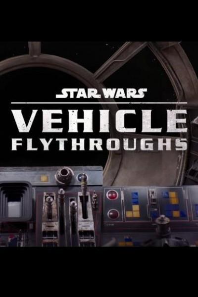 Caratula, cartel, poster o portada de Star Wars: Un paseo espacial