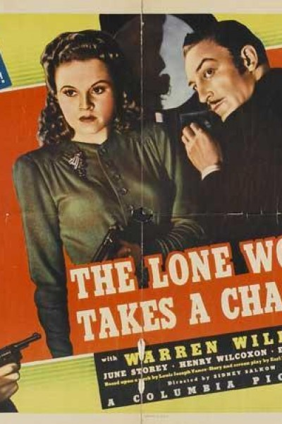 Caratula, cartel, poster o portada de The Lone Wolf Takes a Chance