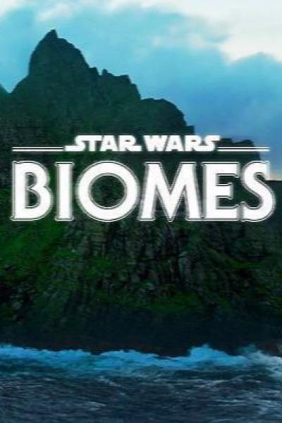 Caratula, cartel, poster o portada de Star Wars Biomas