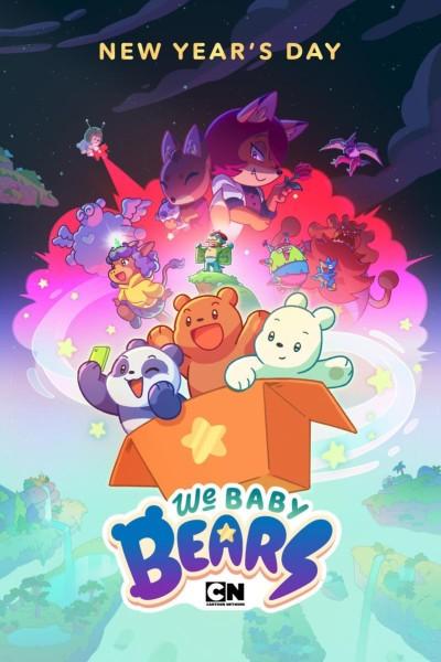 Caratula, cartel, poster o portada de We Baby Bears