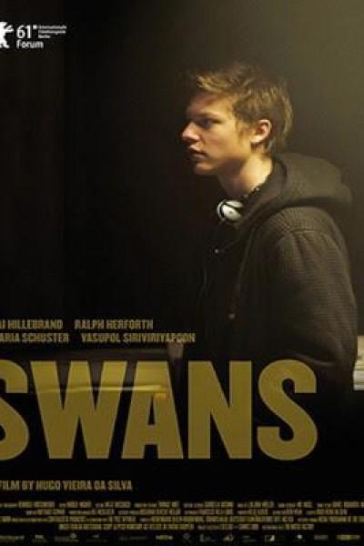 Caratula, cartel, poster o portada de Swans