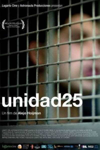 Caratula, cartel, poster o portada de Unidad 25