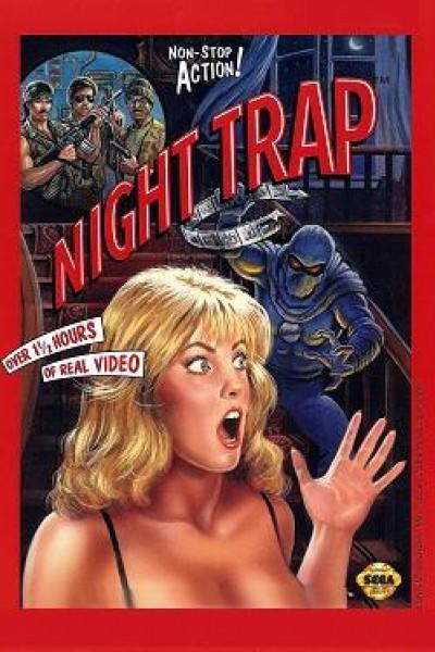 Caratula, cartel, poster o portada de Night Trap: 25 Years Later