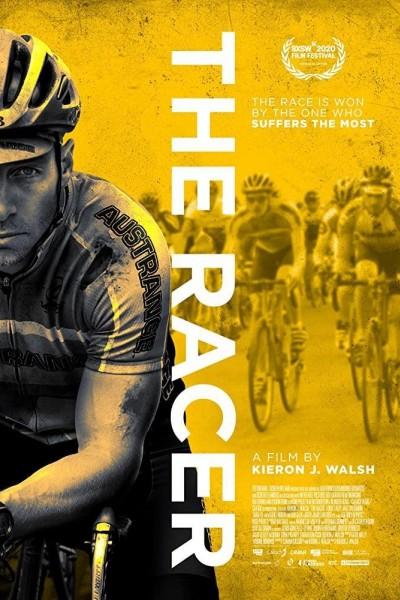Caratula, cartel, poster o portada de The Racer