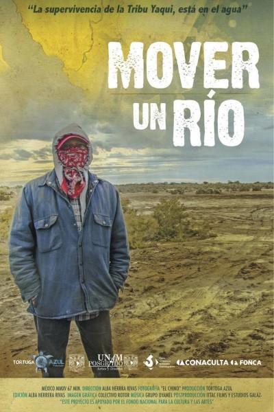 Caratula, cartel, poster o portada de Mover un río