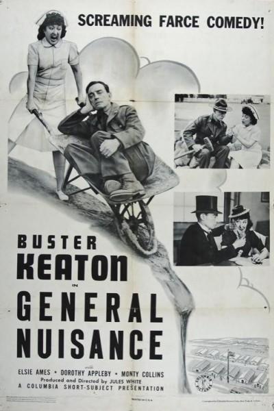 Caratula, cartel, poster o portada de General Nuisance