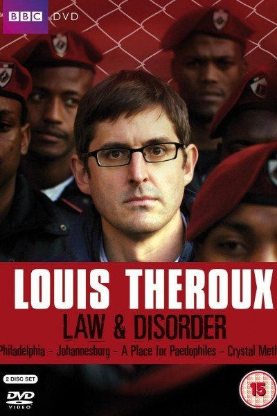 Caratula, cartel, poster o portada de Louis Theroux: Law and Disorder in Lagos