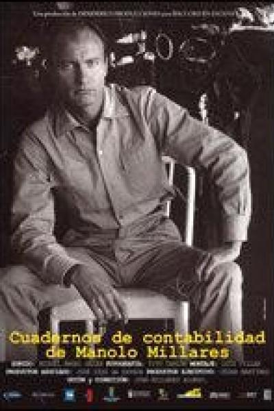 Caratula, cartel, poster o portada de Cuadernos de contabilidad de Manolo Millares