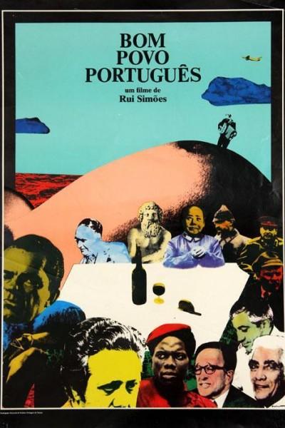 Caratula, cartel, poster o portada de Bom Povo Português