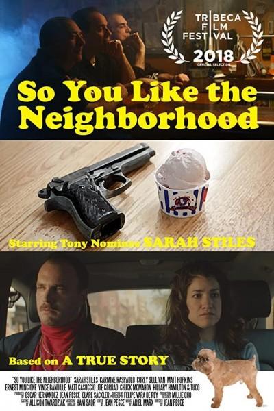 Caratula, cartel, poster o portada de So You Like the Neighborhood