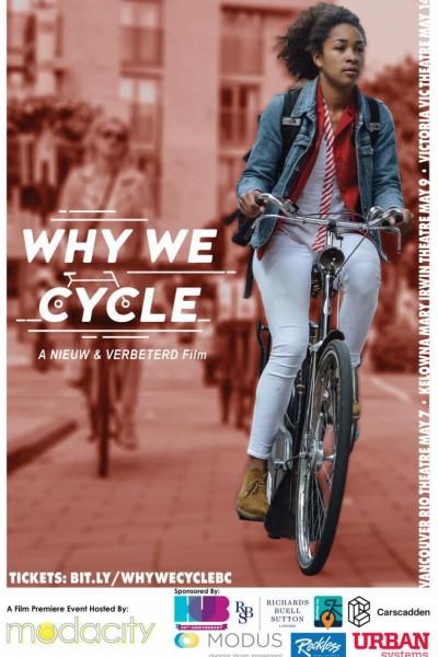 Caratula, cartel, poster o portada de Why We Cycle