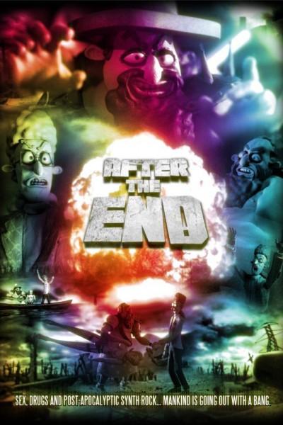 Caratula, cartel, poster o portada de Después del final