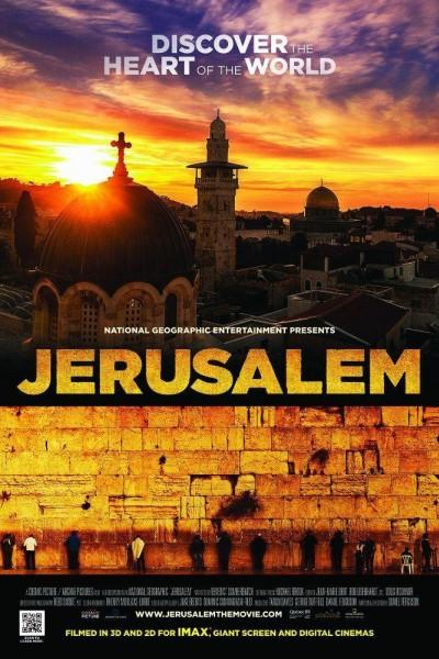 Caratula, cartel, poster o portada de Jerusalem