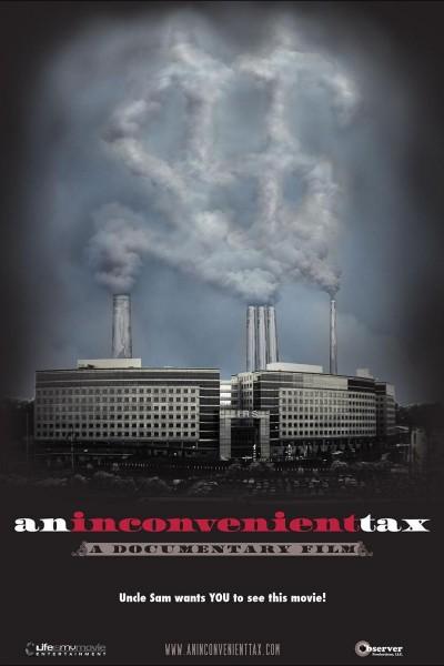 Caratula, cartel, poster o portada de An Inconvenient Tax