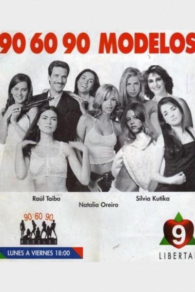 Caratula, cartel, poster o portada de 90-60-90 modelos