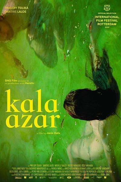 Caratula, cartel, poster o portada de Kala azar