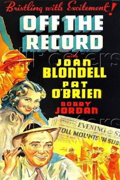 Caratula, cartel, poster o portada de Off the Record