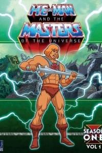 Caratula, cartel, poster o portada de Masters del Universo (He-Man y los Amos del Universo)