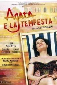 Caratula, cartel, poster o portada de Agata e la tempesta (Ágata y la tormenta)