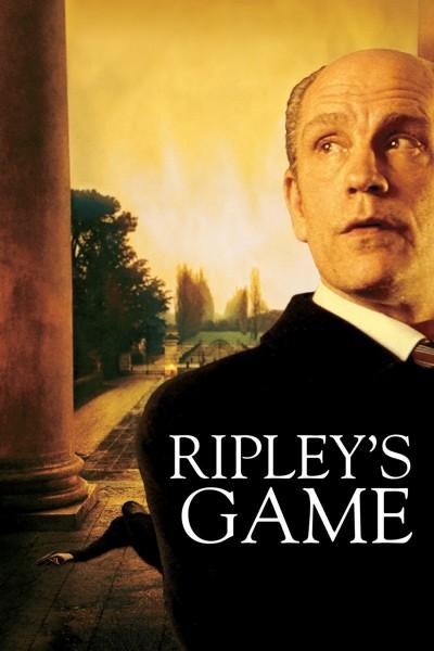 Caratula, cartel, poster o portada de El juego de Ripley