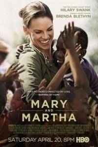 Caratula, cartel, poster o portada de Mary y Martha (El coraje de dos madres)