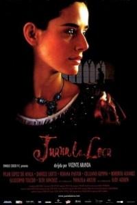 Caratula, cartel, poster o portada de Juana la Loca