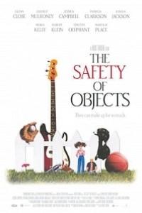 Caratula, cartel, poster o portada de La seguridad de los objetos