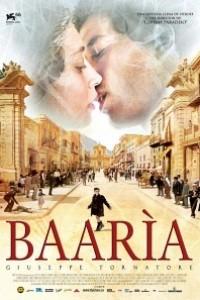 Caratula, cartel, poster o portada de Baarìa