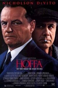 Caratula, cartel, poster o portada de Hoffa, un pulso al poder