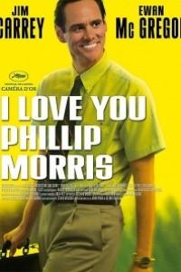 Caratula, cartel, poster o portada de Phillip Morris ¡Te quiero!