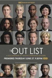 Caratula, cartel, poster o portada de The Out List