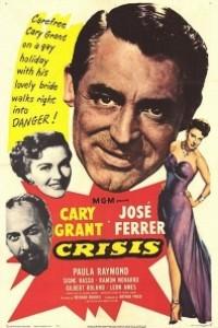 Caratula, cartel, poster o portada de Crisis