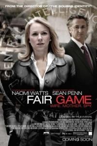 Caratula, cartel, poster o portada de Caza a la espía (Fair Game)
