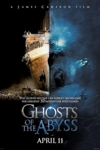 Caratula, cartel, poster o portada de Ghosts of the Abyss (Misterios del Titanic)