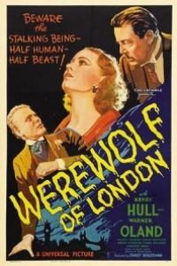 Caratula, cartel, poster o portada de El lobo humano