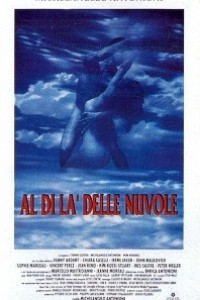 Caratula, cartel, poster o portada de Más allá de las nubes