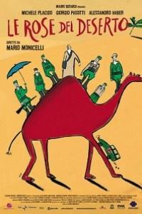 Caratula, cartel, poster o portada de La rosa del desierto