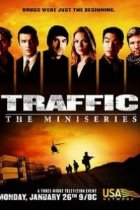 Caratula, cartel, poster o portada de Traffic