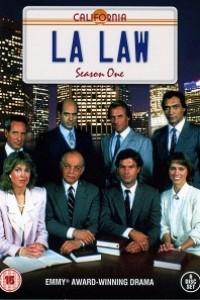 Caratula, cartel, poster o portada de La ley de Los Ángeles