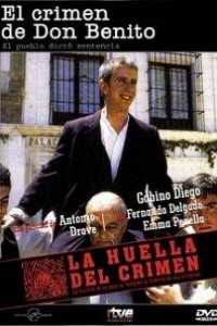 Caratula, cartel, poster o portada de La huella del crimen 2: El crimen de Don Benito