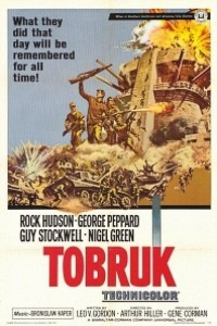 Caratula, cartel, poster o portada de Tobruk