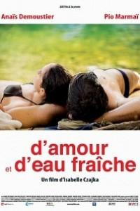 Caratula, cartel, poster o portada de De amor y de agua fresca