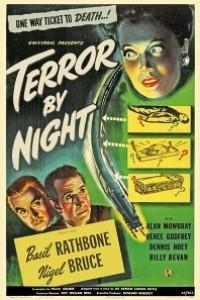 Caratula, cartel, poster o portada de Terror en la noche