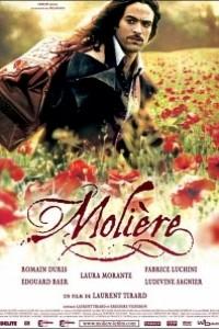 Caratula, cartel, poster o portada de Las aventuras amorosas del joven Molière