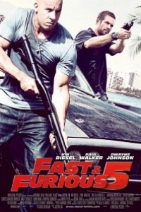 Caratula, cartel, poster o portada de Fast & Furious 5 (A todo gas 5)
