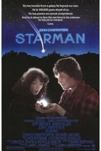 Caratula, cartel, poster o portada de Starman, el hombre de las estrellas